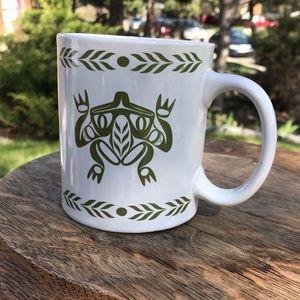 2/$15 Haida Northwestern Art Vancouver mug cup